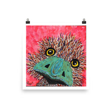 Load image into Gallery viewer, Pink Mu Enhanced Matte Paper Poster