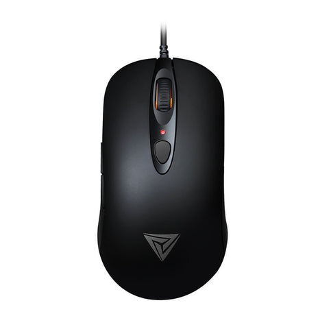 GUODLIN 4800 DPI Optical USB Wired Professional Gaming Mouse Programmable 10 Buttons RGB Breathing LED Mice White and Black Color : White