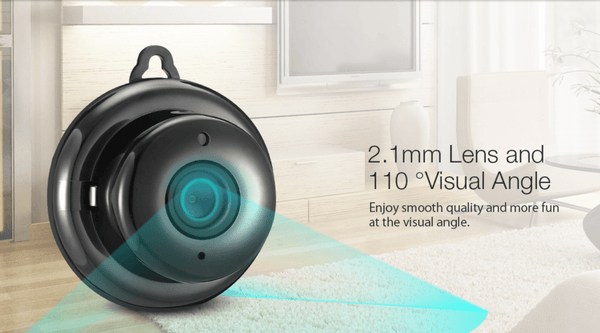 Wireless Home Security Camera 720P Wireless WiFi Night Vision Amazon Cloud Best Home Security Camera