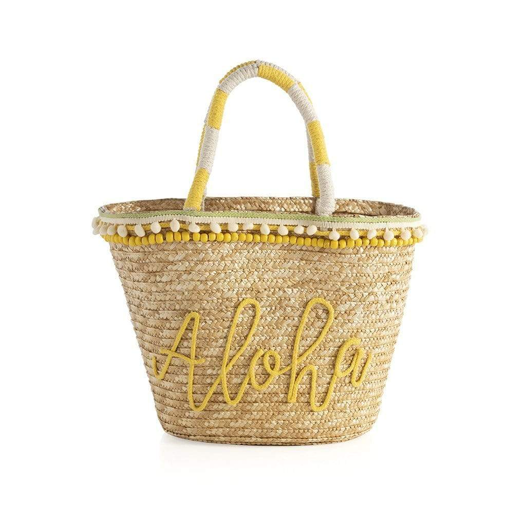 Bags & Wallets ALOHA TOTE,NATURAL