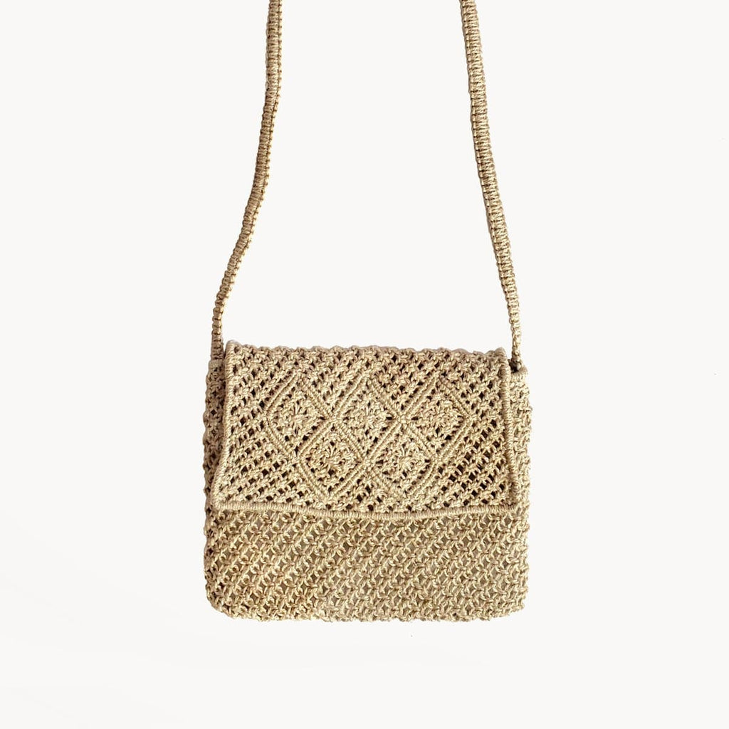 Bags & Wallets Bari Macrame Bag