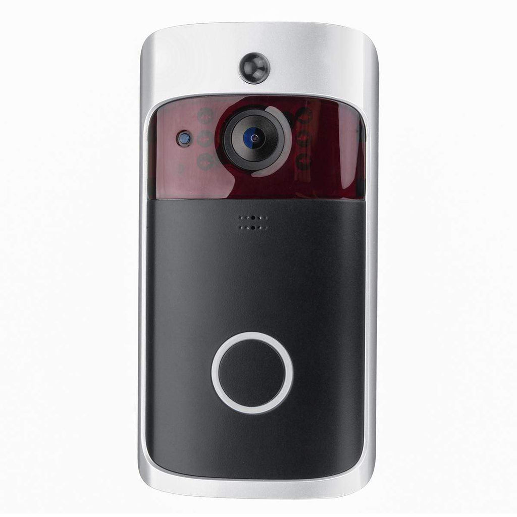 WIFI Doorbell ElectronicX™ Wireless Video Doorbell Best Ring Doorbell Aternative