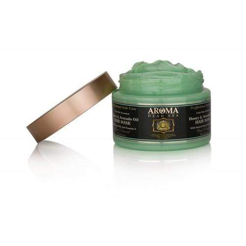 Beauty Honey and Avocado Nourishing Hair Treatment Mask