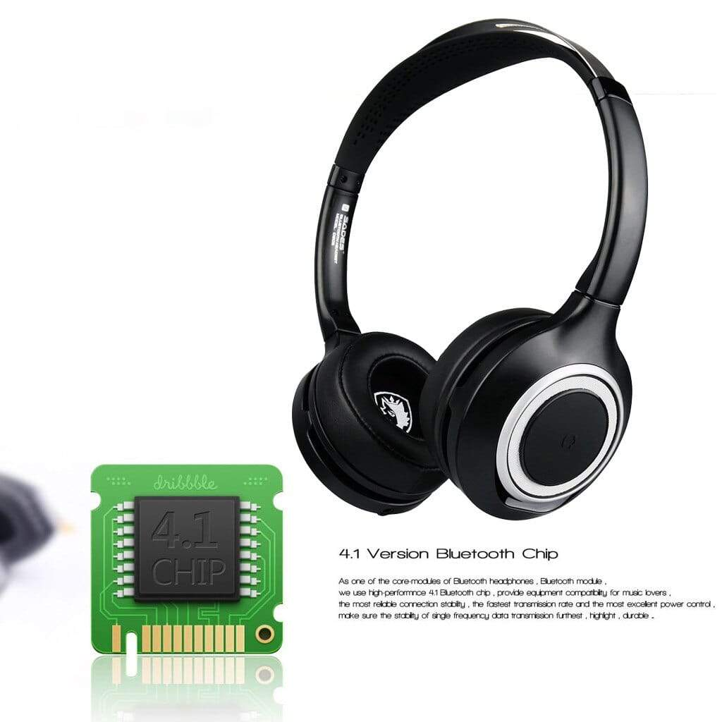 Lightweight  Wireless Bluetooth Headphone Device