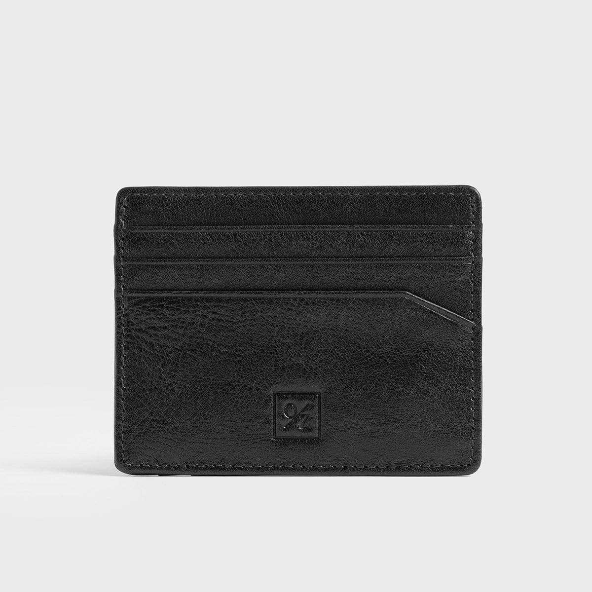 Multi Pockets Latest Men's Leather Slim Wallet