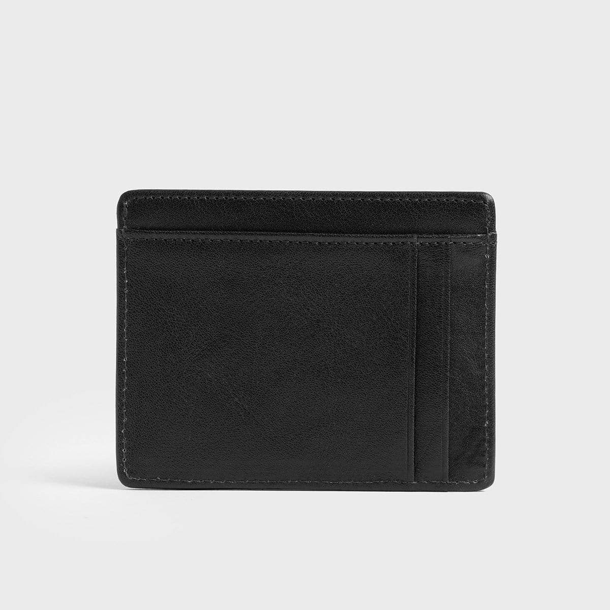Accessories Brown Men's Leather Slim Wallet