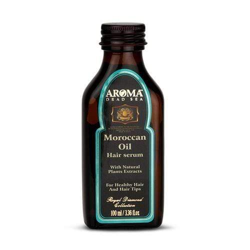 Natural Organic Argan Oil Hair Treatment Smoothing Serum 100ml