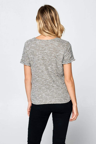 Women's Clothing SHORT SLEEVE TOP