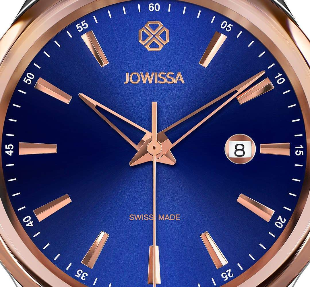 Jewelry & Watches Tiro Swiss Men's Watch J4.231.L