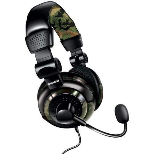ElectronicX™ Universal Elite Camo Best Wired Gaming Headset