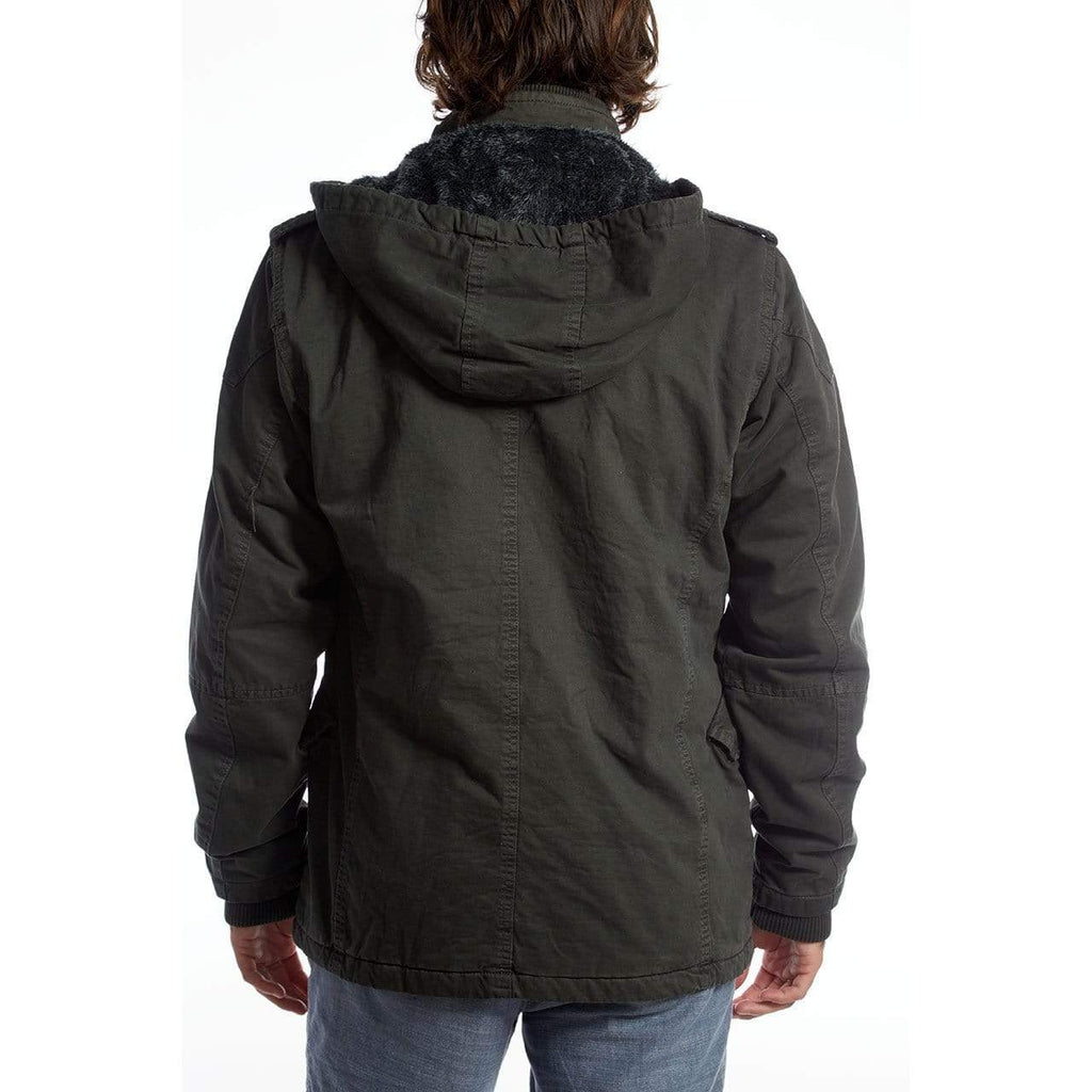 Men's Clothing Zach Long Cotton Jacket