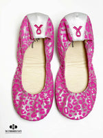 Load image into Gallery viewer, PRE-ORDER! Breast Cancer Awareness Storehouse Flats! - KaraMarie Boutique