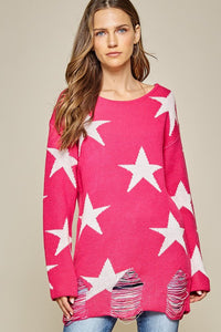 Under The Stars Sweater