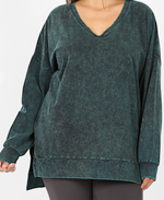 Load image into Gallery viewer, Mineral Wash Sweatshirt