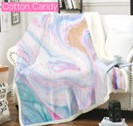 Load image into Gallery viewer, Over-Sized Geode Blankets