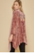 Load image into Gallery viewer, Velvet Boho Embroidered Cardigan