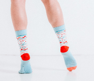 Holiday Funfetti Socks