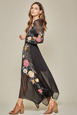 Load image into Gallery viewer, Happy Boho Day Dress