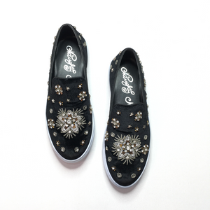 Andromeda Slip On Sneaker - KaraMarie Boutique