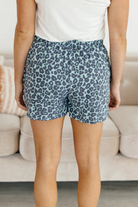 Feelin' Blue Lounge Shorts