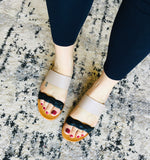 Load image into Gallery viewer, Braided Strap Sandal - KaraMarie Boutique
