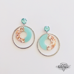 Beachy Earrings - KaraMarie Boutique