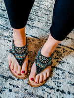 Load image into Gallery viewer, Iceberg Sandals - KaraMarie Boutique