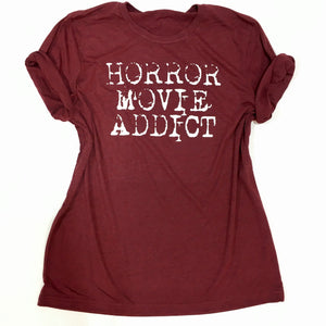 Horror Movie Addict