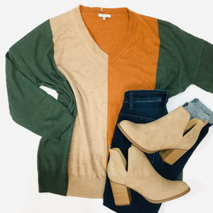 Autumn Love Sweater