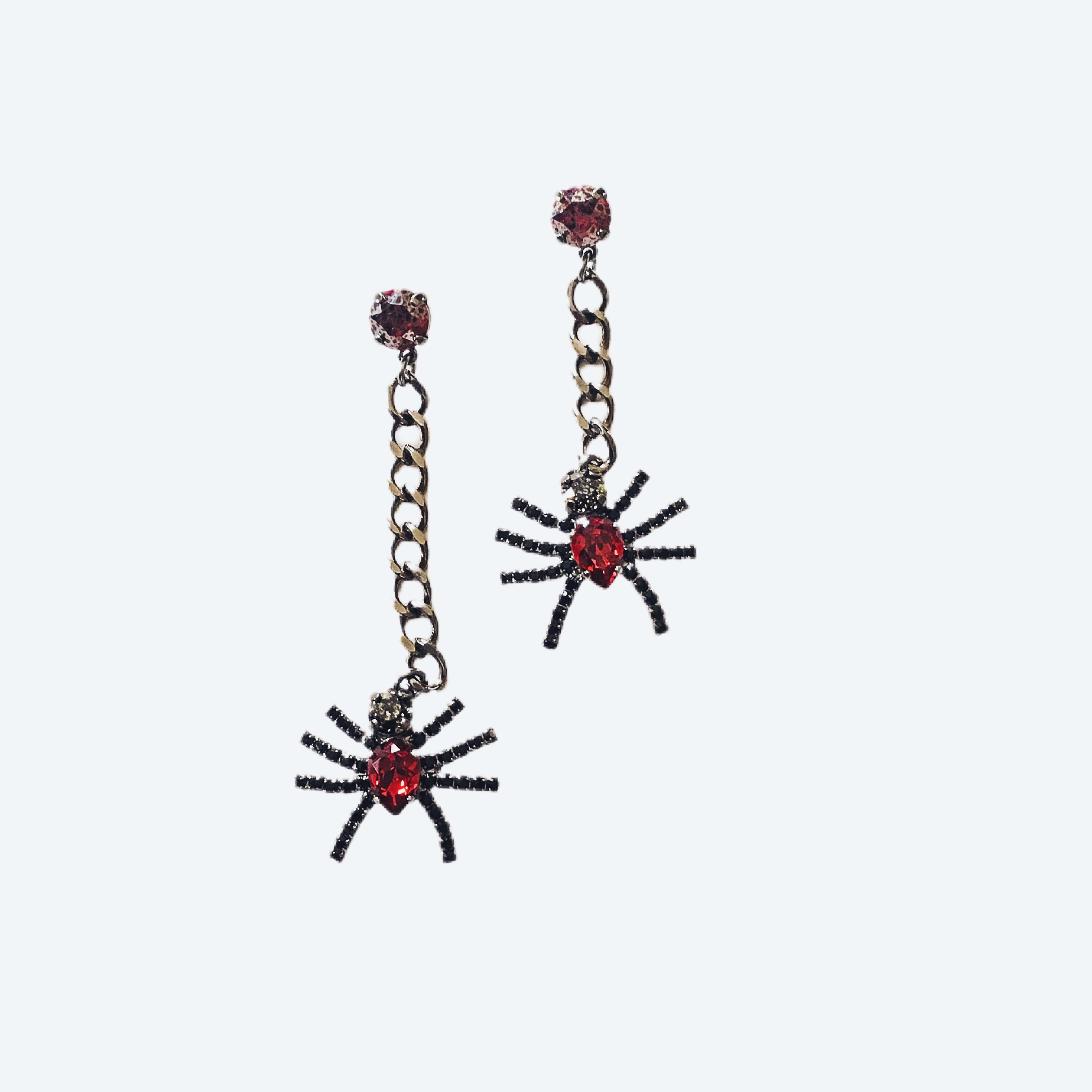 Itsy Bitsy Spider Earrings