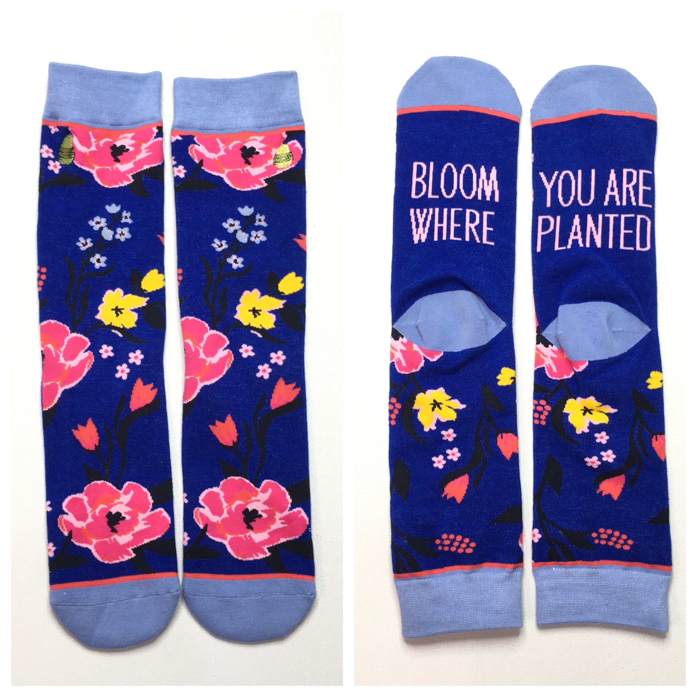Bloom Where You Are Planted - KaraMarie Boutique