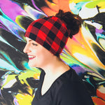 Load image into Gallery viewer, Pony Tail Messy Bun Beanies - KaraMarie Boutique