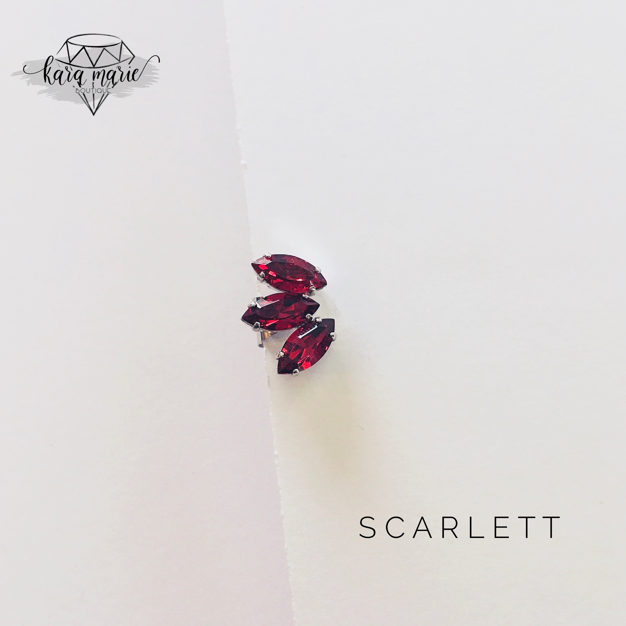Spike Ear Cuff - Multiple Colors! - KaraMarie Boutique