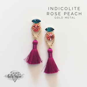 Beachy Tassel Earrings - Multiple Colors! - KaraMarie Boutique