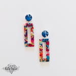 Load image into Gallery viewer, Funfetti Earrings - KaraMarie Boutique