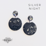 Load image into Gallery viewer, Dark Knight Earrings - Multiple Colors! - KaraMarie Boutique