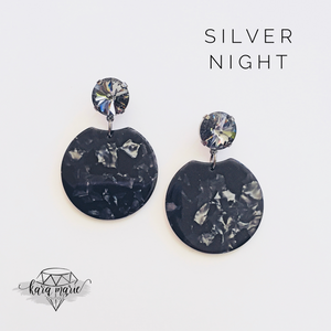Dark Knight Earrings - Multiple Colors! - KaraMarie Boutique