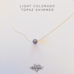 Load image into Gallery viewer, Sparkle Ball Necklace - Multiple Colors! - KaraMarie Boutique