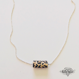 Leopard Necklace - Multiple Colors! - KaraMarie Boutique