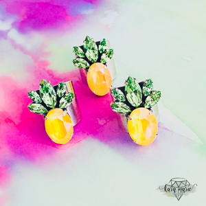 Pineapple Paradise Ring - KaraMarie Boutique