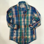Load image into Gallery viewer, Medium Bleached Vintage Flannel - One of a Kind - Franklin Flannel - Medium
