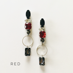 Load image into Gallery viewer, New Year Ball Drop Earrings