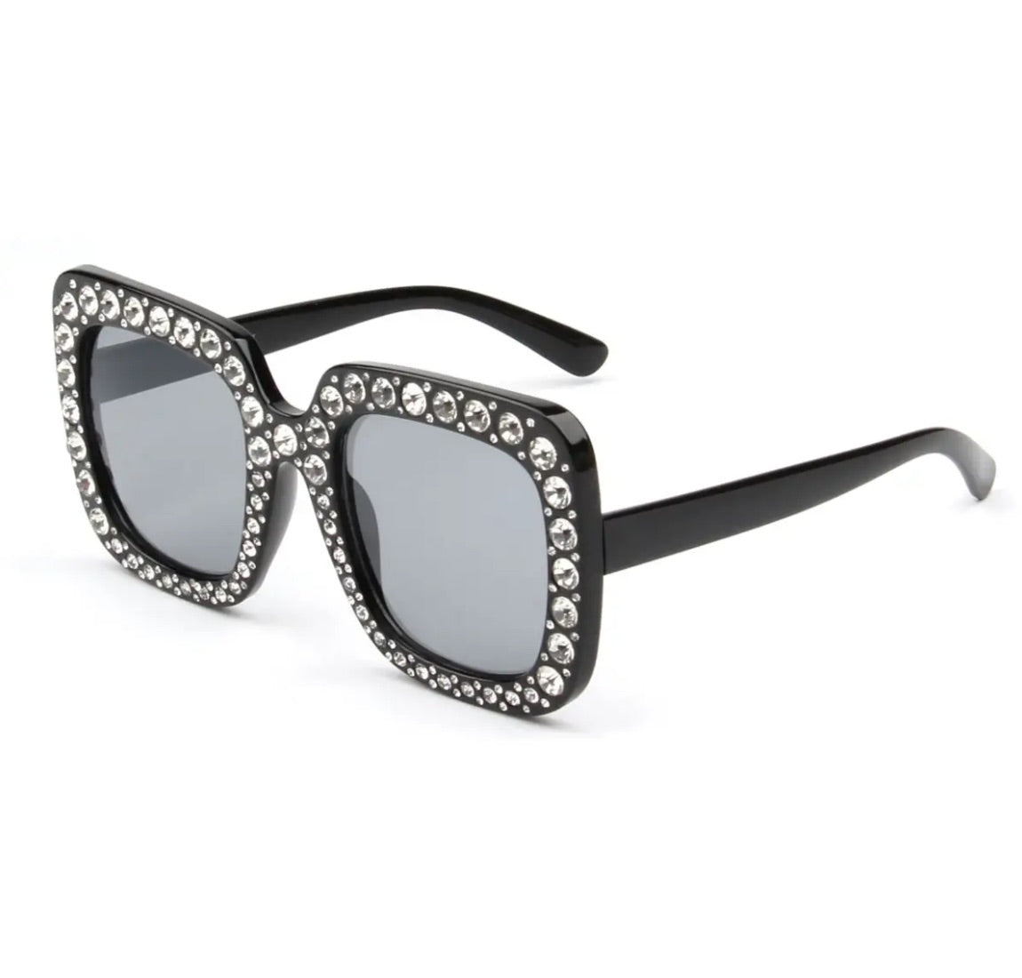 Rhinestone Sunglasses - KaraMarie Boutique