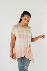 SAMPLE Tequila Sunrise Top