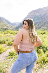 Barely There In Blush - KaraMarie Boutique