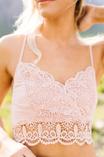 Load image into Gallery viewer, Barely There In Blush - KaraMarie Boutique