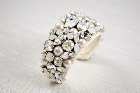 Belle of the Ball Cuff