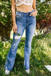 Beware The Flare Jeans - KaraMarie Boutique