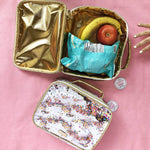 Load image into Gallery viewer, Confetti Lunch Box - KaraMarie Boutique