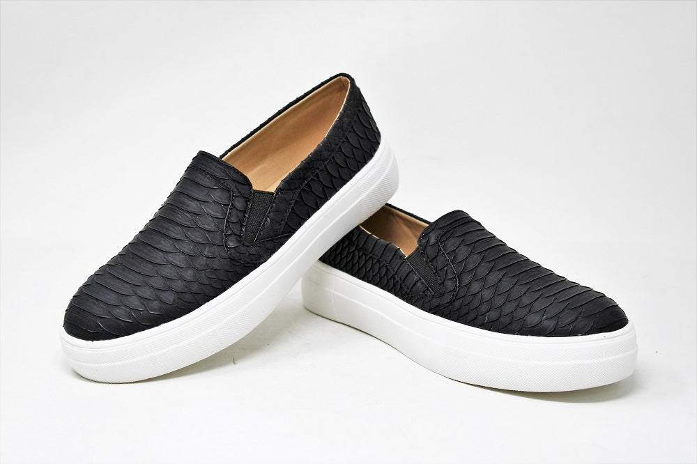 Croc Loafer Sneakers